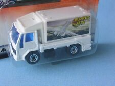 Matchbox Scissors Truck World Jets Airport Delivery Toy Model