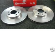 AUDI VW SEAT SKODA  BREMBO HIGH CARBON DISCS WITH SCREW PAIR 09.9772.10