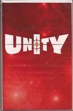 VALIANT COMICS UNITY#1 PREVIEW RED RETAILER EXCLUSIVE VARIANT ONE PER STORE  NM
