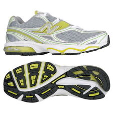 New Balance WR726SG Grey/Yellow Running Shoes 7