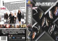X-MEN (2000)  vhs ex noleggio