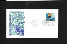 Scott 3191d Decade 1990's Extreme Sports May 2, 2000 Artmaster Cachet FDC