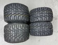 Go Kart Wheels, Go Kart  Rain Tires, Radio Flyer Wagon Tires, Set of (4)