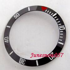 38mm neuf haute qualité blanc marques black ceramic bezel pour 40mm men's watch 27