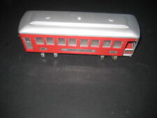 LIONEL PRE WAR OBSERVATION CAR #612-CUSTOM PAINTED RED/GRAY-C-8