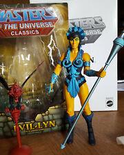 EVIL-LYN Masters Of the Universe Classics HE-MAN MOTUC