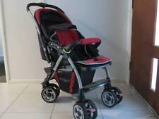 Love n Care DELTA II 4 WHEEL STEERABLE STROLLER INFANT PRAM