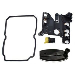 New Transmission Conductor Plate & Connector & Gasket & Filter Kits For Mercedes