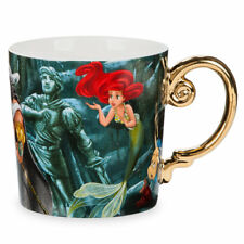 US Disney Folktale Designer Collection 2017 Ariel Mug 12 oz NIB! LIttle Mermaid