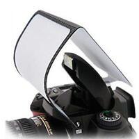 Universal Soft Screen Pop-Up Flash Diffuser Soft Box For Canon Nikon Sony