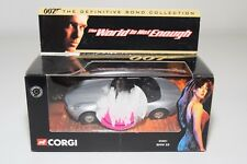 # CORGI TOYS 05001 BMW Z8 JAMES BOND 007 THE WORLD IS NOT ENOUGH MINT BOXED