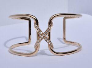 Chaumet Liens Diamond Cuff Bracelet 18k