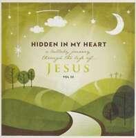 Scripture Lullabies - Hidden IN My Heart (A Berceuse Journey Through Th Neuf CD