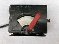 Vintage LOUIS MARX & CO. 709~HOBBY TRAIN TRANSFORMER