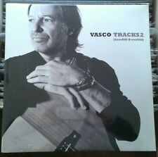 Vasco Rossi Tracks 2 (Unpublished Works & Rarity') 2009 Emi Italy 2 LP Sealed