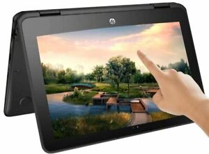 "HP PROBOOK X360 11"" HD TOUCHSCREEN Intel Celeron N3350 2.4GHz 128GB SSD 4GB RAM"