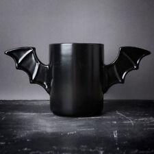 Bat Wings Handle Coffee Cup Bat Mug Ceramic Batman Style Tea Coffee Novelty Gift