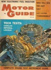 MOTOR GUIDE 1957 MAY -