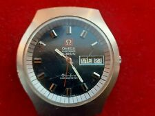 Omega F-300 chronometer watch working with omega 1260 tunig fork movement .