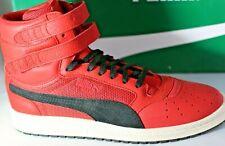 PUMA Shoes for Men Sky II Hi  Leather Sneakers Men Mid Boot Sport Classics New