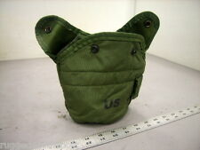 GENUINE USGI US MILITARY SURPLUS 1 QUART WATER CANTEEN COVER - ARMY OD GREEN