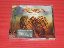 2018 ANGRA ON THE BACKS OF ANGELS JAPAN 2 CD SET