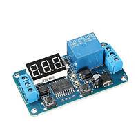 DC 12V LED-Digital Delay Timer-Steuerung-Switch-Modul PLC Automation anzeigen