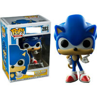 Super Sonic Hedgehog Funko POP PVC Action Figure Toys Kids Gift Collection