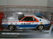 "1/18 1969 AMC AMX Hurst SS ""KIM Nagel"" Superstock trascina auto, Autoworld."