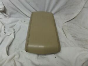08 09 10 11 12 13 14 Cadillac CTS Arm Rest Armrest Center Console Lid Cover Tan