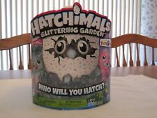 2017 HATCHIMALS GLITTERING GARDEN OWLICORN BY SPIN MASTER-TOYS R US - NEW
