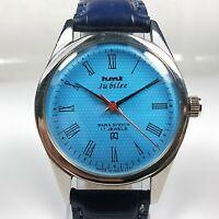 Vintage Hmt Ju bilee Mechanical Hand Winding Movement Analog Watch AB469