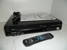 Panasonic DMR-EZ47V DVD VHS recorder player combo combi FREEVIEW HDMI COPY VHS