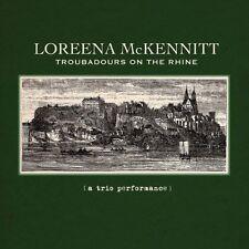 LOREENA McKENNITT - Troubadours On The Rhine  DIGI-CD