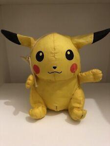 Pokemon Pikachu Bath Sponge or Car Buddy with suction Nintendo 1999