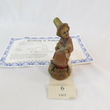 """Signed """"Lacy"""" -1991~R~Tom Clark Gnome~Cairn Item #5176~Ed #29~Coa & Story"""