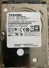 XBOX ONE SLIM S INTERNAL HARD DISK DRIVE Toshiba 500GB REPLACEMENT SATA ABF050