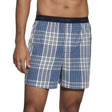 Hanes Classics Mens Tagless Boxer With Comfort Flex Waistband 5-pack 765BP5 Assorted L