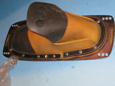 New listing vintage Connelly Superglass Hook Waterski Front Binding Yellow Acent ski 41a5