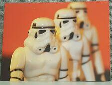 STAR Wars Kingdom of the Geeks Postcard Photo Art Smada Nhoj Swag Comic Con