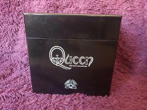 Box Queen, Caja contenedora de vinilos de Queen De Planeta De Agostini