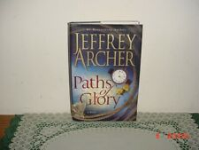 Paths Of Glory by Jeffrey Archer/Hc/Dj/2009/Origina l/Collectors!