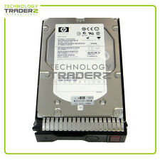 653952-001 HP 600GB SAS 15K 6G LFF 3.5-inch SC Hard Drive 652620-B21 W/BlankTray