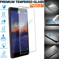 Genuine TEMPERED GLASS Invisible Screen Protector Cover For Nokia 3.1 (2018)