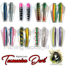 Wigston's Lures Tasmanian Devil Lure 5cm 13.5g Tassie Devil Game Coarse Fishing