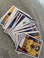 panini premier league 2021 stickers bundle