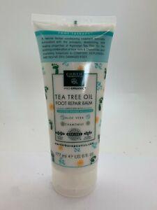Earth Therapeutics Tea Tree Oil Foot Repair Balm 177mL/6oz