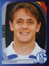 Panini 370 Rafinha FC Schalke 04 UEFA CL 2007/08