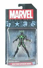 """MARVEL INFINITE SERIES Big Time SPIDER-MAN 3.75"""" action figure universe toy NEW!"""