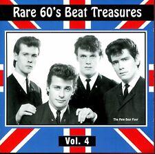 60s Beat & Garage 'Rare 60's Beat Treasures Vol.4 ( Pete Best / Drag Set etc.)